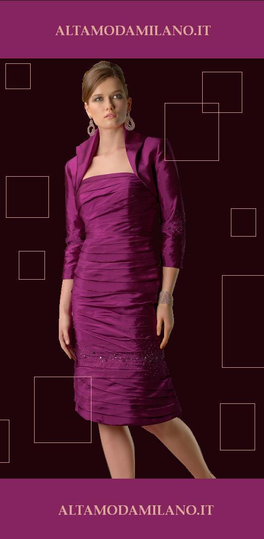 b32bf57d096b4 C è sempre la cerimonia giusta per un abito da sera made in ...